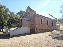 St Savour's Anglican Church - Former