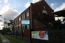 St Sebastian's Catholic School Chapel 23-10-2017 - John Huth, Wilston, Brisbane