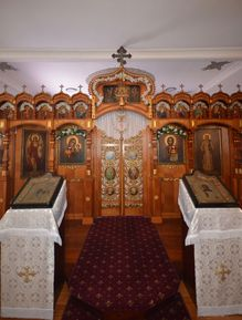 St Seraphim Russian Orthodox Church 00-00-2018 - Church Website - See Note.