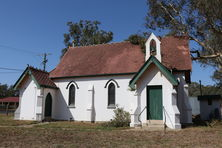 St Stephen, Martyr Anglican Church - Former
