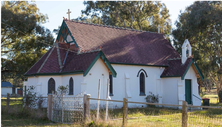St Stephen, The Martyr Anglican Church - Former