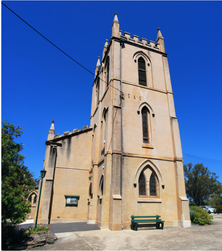 St Stephen the Martyr Anglican Church 01-11-2016 - Peter Liebeskind