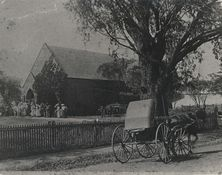 St Stephen's Anglican Church 00-00-1890 - Shire of Toodyay - See Note