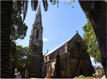 St Stephen's Anglican Church 17-09-2018 - Peter Liebeskind