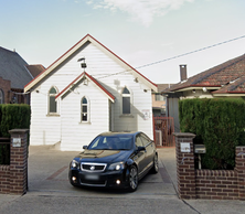 St Stephen's Anglican Church - Former