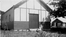 St Stephen's Anglican Church - Original Hall  00-00-1953 - John Morcombe - Manly Daily - See Note