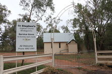 St Stephen's Anglican Church, Bindogundra
