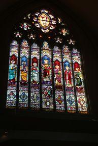 St Stephens Cathedral 11-10-2014 - John Huth Wilston Brisbane