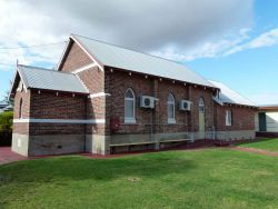 St Stephen's Lutheran Church - 2nd Church now Hall 00-04-2015 - (c) gordon@mingor.net