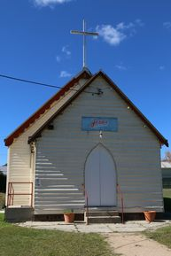 St Stephen's Presbyterain Church 07-05-2017 - John Huth, Wilston, Brisbane
