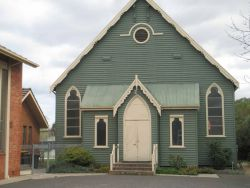 St Stephen's Uniting Church 02-10-2014 - John Conn, Templestowe, Victoria