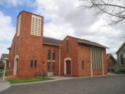 St Stephen's Uniting Church 02-10-2014 - John Conn, Templestowe, Victoria