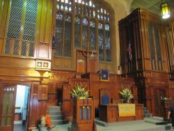 St Stephen's Uniting Church 18-12-2014 - John Conn, Templestowe, Victoria