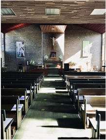 St Therese Catholic Church 00-00-2019 - Church Website - See Note.