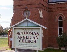 St Thomas' Anglican Church  07-07-2021 - Derek Flannery