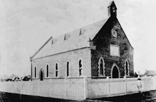 St Thomas' Anglican Church - Former unknown date - Maryborough Family History - See Note