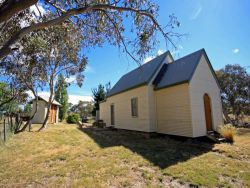 St Thomas' Anglican Church - Former unknown date - Main Range Real Estate
