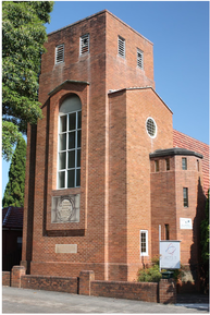 St Thomas' War Memorial Anglican Church - Former