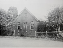 Stanley Presbyterian Church - Former unknown date - Stanley Athenaeum & Public Room - See Note.