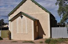 Stirling North Methodist Church - Former