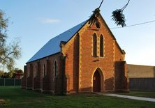 Stratford Wesleyan Methodist Church - Former