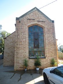 Strathmerton Uniting Church - Former
