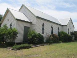Wonthaggi Baptist Church 04-01-2015 - John Conn