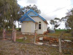 Mysia Uniting Church - Former