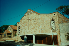 Sutherland Uniting Church Church Hall  00-00-1996 - Sutherland Shire Libraries - See Note 1.