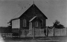 Sutherland Uniting Church - Original Methodist Building 00-00-1914 - Reg Hall - See Note.