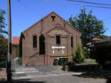 Sydney Antioch Presbyterian Church (Korean)