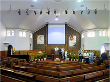 Sydney Cheil Uniting Church 00-04-2010 - Trevor Bunning - sydneyorgan.com