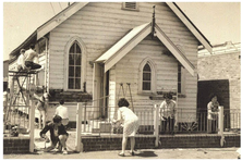 Sydney Chinese Seventh-Day Adventist Church - Old Marrickville Building 00-09-1966 - See Note.