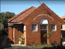 Sydney Portuguese Seventh-Day Adventist Church 28-06-2015 - Martin van Rensburg
