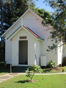 Tabulam Anglican Church - Former 16-05-2017 - John Huth, Wilston, Brisbane
