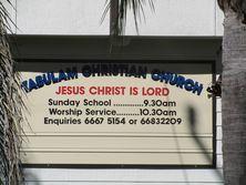 Tabulam Christian Church 16-05-2017 - John Huth, Wilston, Brisbane