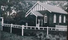 Tamborine Mountain Presbyterian Church - Former - Historic Plaque 06-01-2019 - John Huth, Wilston, Brisbane