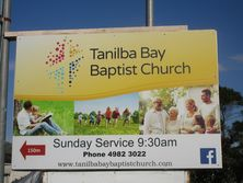 Tanilba Bay Baptist Church 11-10-2017 - John Huth, Wilston, Brisbane.