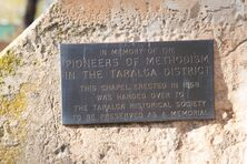Taralga Methodist Church - Former 26-04-2021 - Derek Flannery