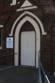 Temora Baptist Church 06-04-2019 - John Huth, Wilston, Brisbane