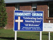 Tenterfield Community Church 16-05-2017 - John Huth, Wilston, Brisbane