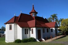 The Anglican Church of Our Holy Saviour 24-11-2017 - John Huth, Wilston, Brisbane