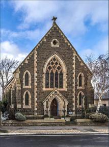 The Brickhill Memorial Church - Former