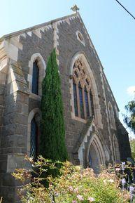 The Brickhill Memorial Church - Former 10-01-2014 - John Huth, Wilston, Brisbane