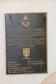 The Chapel of Saint Aidan 02-12-2016 - John Huth, Wilston, Brisbane