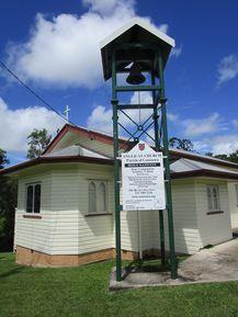 The Church of the Holy Nativity 17-03-2016 - John Huth, Wilston, Brisbane