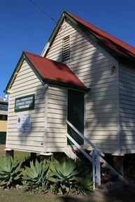The Cornerstone Lutheran Church 14-07-2019 - John Huth, Wilston, Brisbane