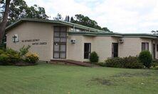 The Entrance Baptist Church 21-05-2012 - Church Facebook - See Note.