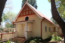 The Glennie Memorial School Chapel.