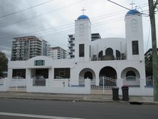 The Holy Cross Greek Orthodox Church